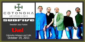 Subfive Jazz Fusion Band
