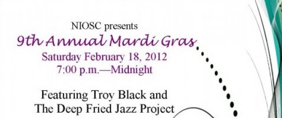 6th Annual Mardis Gras Party on Okinawa